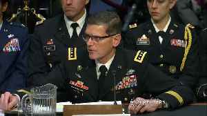 """Top general """"not consulted"""" on Trump's Syria pullout [Video]"""