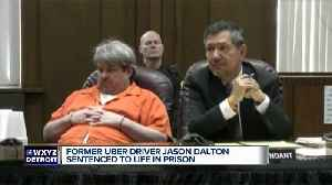 Kalamazoo Uber driver sentenced to life in prison without parole in shootings that killed 6 [Video]