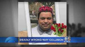 Outpouring Of Support For Family Of Man Killed In Wrong-Way Crash On 101 [Video]