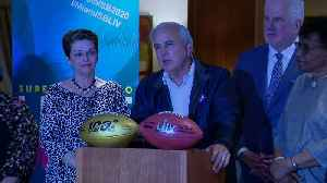 WEB EXTRA: Miami-Dade Mayor Carlos Gimenez Speaks About Super Bowl LIV After Arriving From Atlanta [Video]