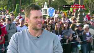 Tom Brady says he is driven by criticism more than success [Video]