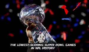 What Were The Lowest Scoring Super Bowls In History [Video]