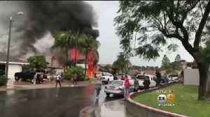 5 Killed After Small Plane Crashes Into Yorba Linda Home [Video]