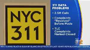 311 Data Problems [Video]