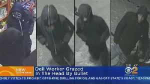 Search For Suspects In Queens Deli Shooting [Video]