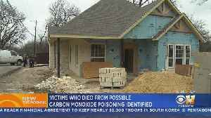 Officials Identify 2 Children, 2 Men Killed From Possible Carbon Monoxide Poisoning In Dallas [Video]