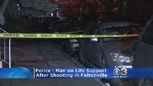 Man Shot Twice In Head In Feltonville [Video]