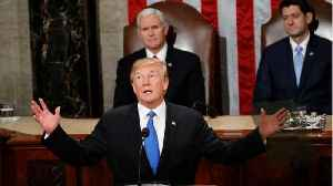 Trump Set To Deliver 2nd State Of The Union [Video]