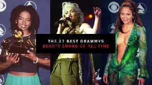 The 25 Best Grammys Beauty Looks of All Time [Video]