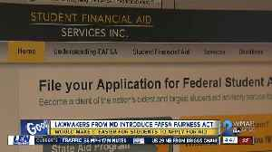 Proposed bill would simplify student loan aid for some [Video]
