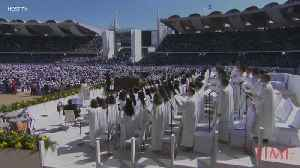 Pope Francis Delivers the First-Ever Papal Mass on the Arabian Peninsula [Video]