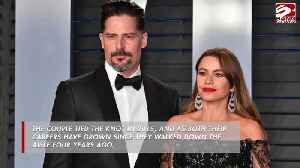Joe Manganiello 'loves' Sofia Vergara's business brain [Video]