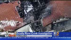 Wreckage Of Plane That Crashed Into Yorba Linda Home Sent To Phoenix For Analysis [Video]