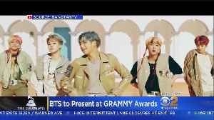 BTS To Present At Grammy Awards [Video]