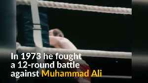 The homeless boxer who once took on Muhammad Ali [Video]
