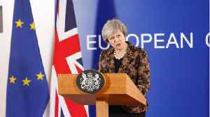 Theresa May's New Plans For A Brexit [Video]