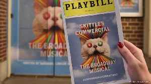 A Theater Critic Reviews the Skittles Musical [Video]