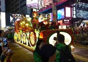 Mickey and Minnie Mouse Ring in the Lunar New Year in Hong Kong [Video]