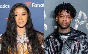 Cardi B Promises to 'Take Action' in Support of 21 Savage [Video]