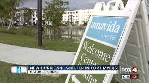 Amavida opens new hurricane shelter in Fort Myers [Video]