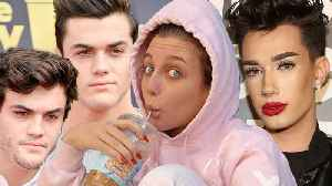 Emma Chamberlain BETRAYS James Charles & Dolan Twins By UNFOLLOWING Them! [Video]