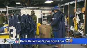 Rams Players React To Super Bowl Loss After Returning To Thousand Oaks [Video]