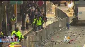 Crews Waste No Time Cleaning Up After Patriots Parade [Video]
