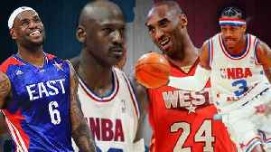 GREATEST NBA ALL Star Weekend Moments! [Video]