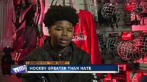 Hockey greater than hate [Video]