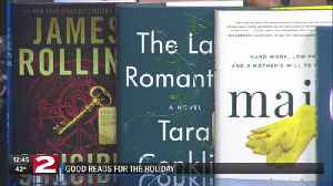 NewsTalk: Good reads you might want for your shelves [Video]