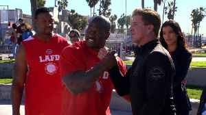 S.W.A.T. - Former NFL players guest star on all new S.W.A.T. [Video]