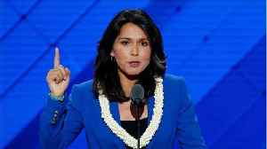 Tulsi Gabbard Expresses Support For War Criminal Assad [Video]