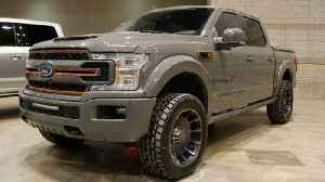 Harley-Davidson-themed 2019 Ford F-150 debuts at the Chicago Auto Show [Video]