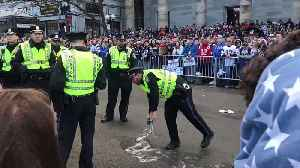 Boston Police Confiscate Beer, Pour it Out on Patriots Parade Route [Video]
