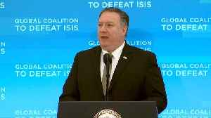 "U.S. policy in Syria ""unchanged"": Pompeo [Video]"