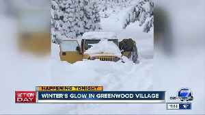 Couple survives five days in Jeep stuck in snow [Video]