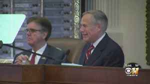 Gov. Abbott Unveils Goals For Legislature In State Of The State Address [Video]