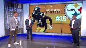NFL Network's Maurice Jones-Drew makes the case that wide receiver Antonio Brown needs to stay with the Pittsburgh Steelers next [Video]
