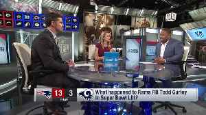 NFL Network's Maurice Jones-Drew: Los Angeles Rams running back Todd Gurley told me he's 'completely fine,' not injured [Video]