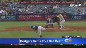 Dodgers 'Deeply Saddened' By Death Of Woman Hit By Foul Ball At Dodger Stadium [Video]