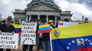 Demonstration To Bring Attention To Venezuelan Political Conflict, Humanitarian Crisis [Video]