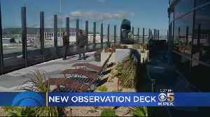 New Observation Deck At SFO Offers Fliers New Views, Breath Of Fresh Air [Video]