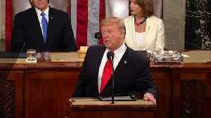 News video: Trump warns on 'ridiculous partisan investigations'