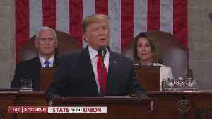 WATCH: President Trump Delivers State Of The Union Address [Video]