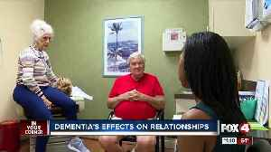 Dementia's effects on relationships [Video]