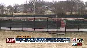 Group pushes for repairs to Martin Luther King, Jr. Park [Video]