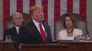 Trump Delivers 2nd State Of The Union Address [Video]