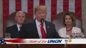 President Trump Calls For Unity In State Of The Union [Video]