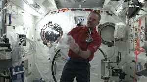 Astronaut Barf Bag: Here's How Getting Sick in Space Works [Video]