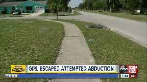 Girl escaped attempted abduction in North Port [Video]